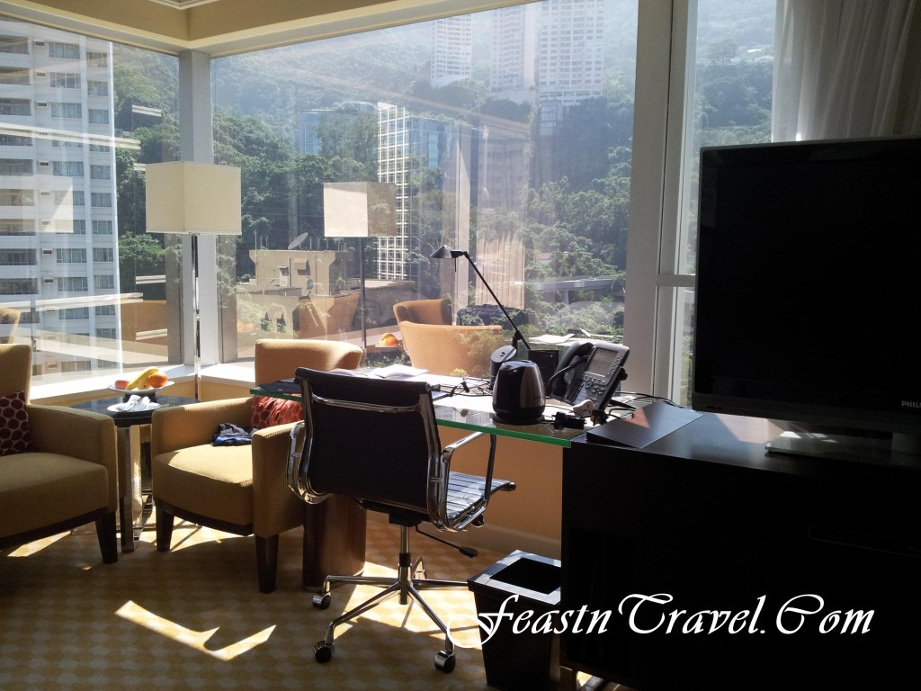 Hong Kong JW Marriott