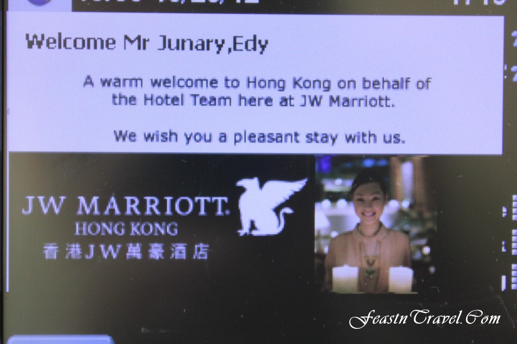 Hong Kong Marriott