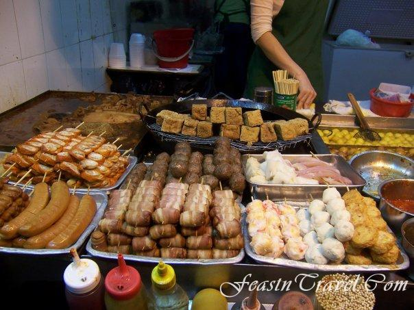Mongkok Street Food