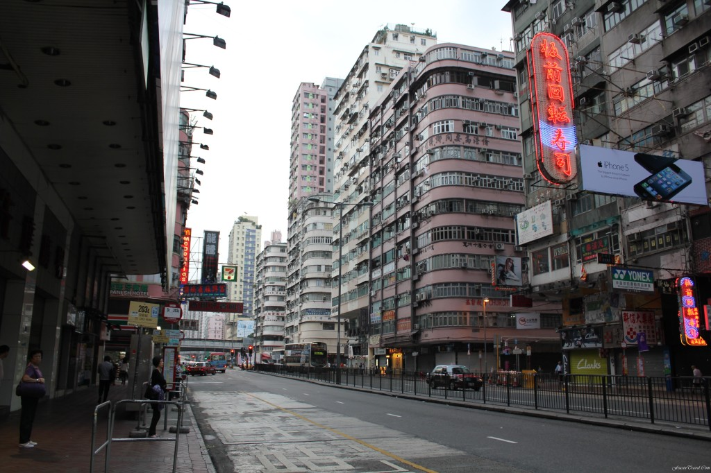 Mongkok at Morning