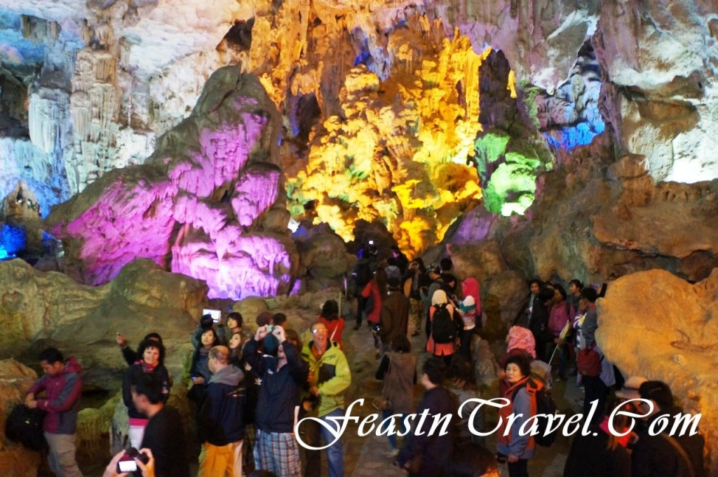 Halong cave
