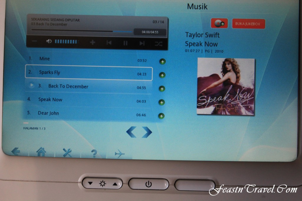 Garuda Inflight Entertainment