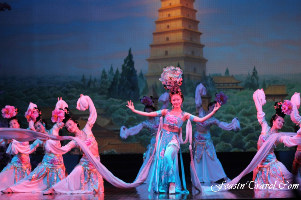 Tang Dynasty Dance