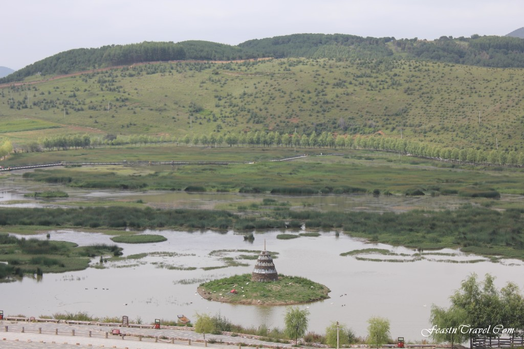 View from Songzalin